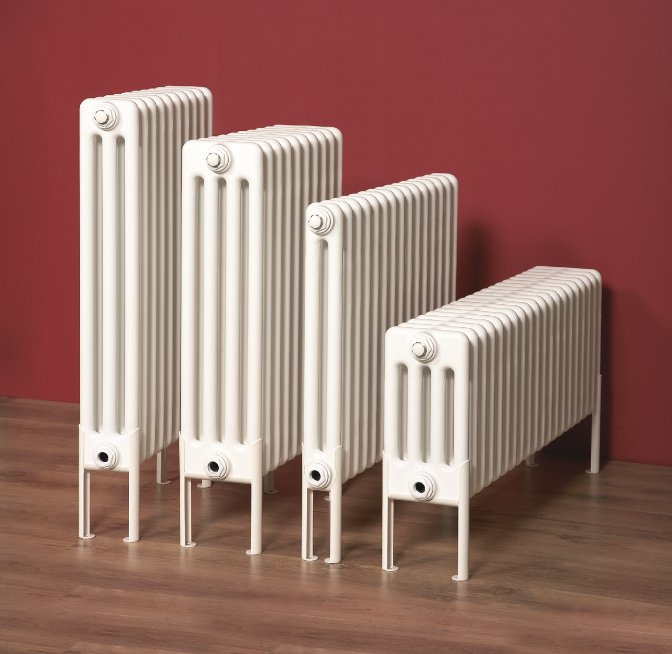 cast iron radiator installation instructions