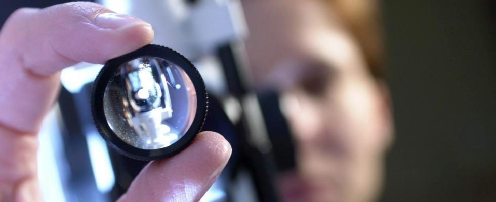 Diagnosi difetti della vista