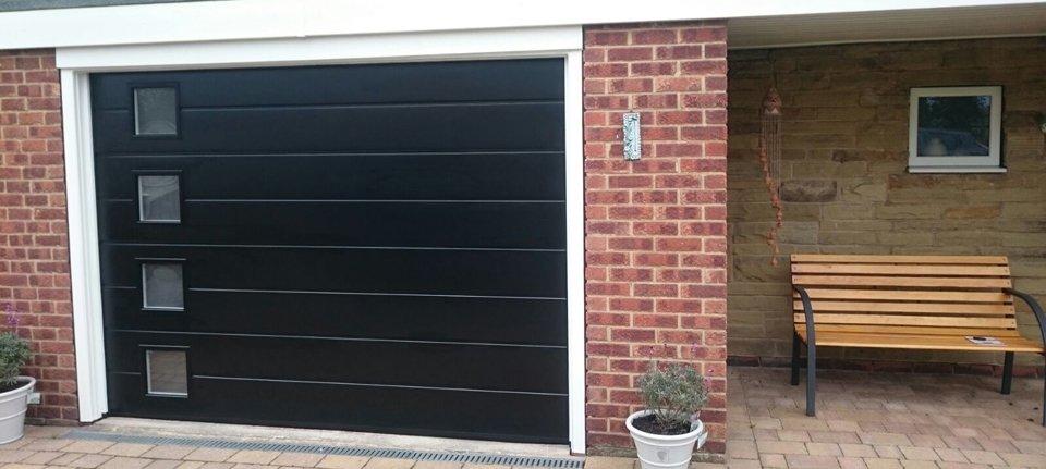 Garage Door Company In Leeds R Watson Garage Doors