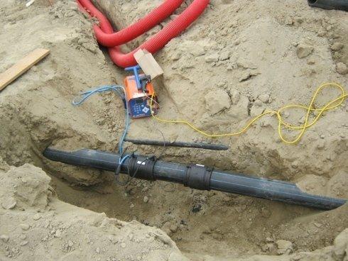 impianto sollevamento acque