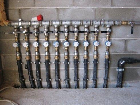 regolazione acque domestiche