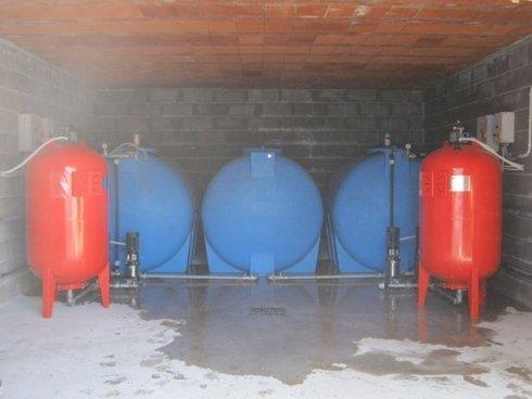 accumulo acque uso civile