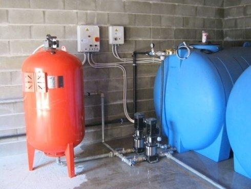 accumulo acque uso domestico