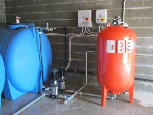 distribuzione acque uso civile