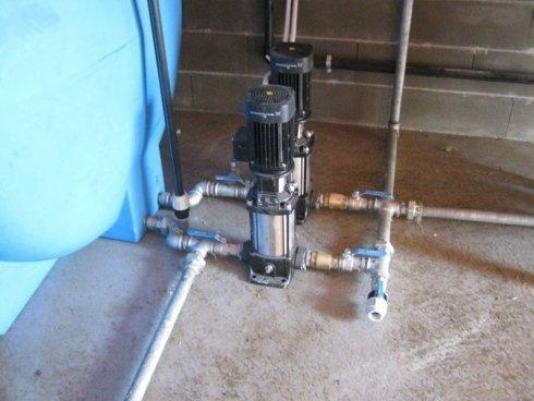 distribuzione acque uso domestico