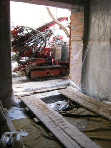 lavori edili palazzo storico