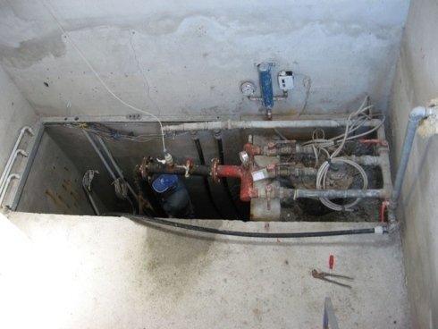 tubi distribuzione acqua