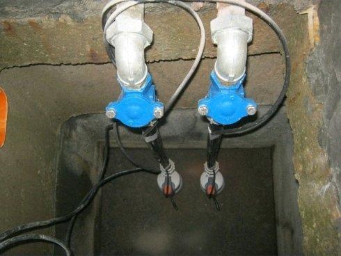 pompe acque piovane