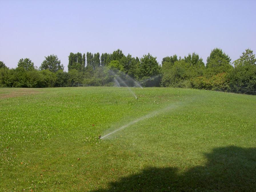 sistema d'irrigazione