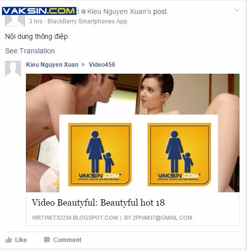 Posting porno Vietnam Rose