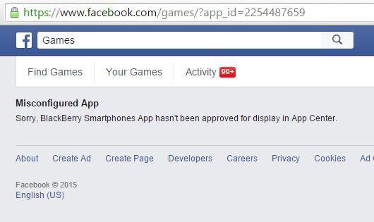 Gambar 7, Apps Facebook yang di eksploitasi oleh Vietnam Rose