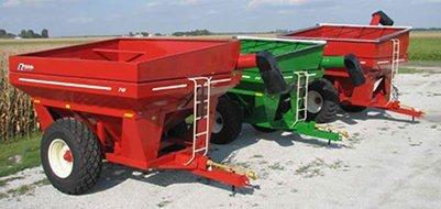 E-Z Trail Grain Carts, Gravity Carts & Head Haulers