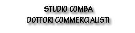 logo studio comba