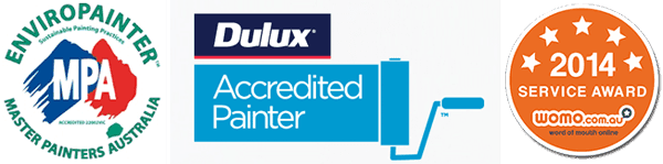 all suburbs painters pty ltd enviropainter mpa dulux accredited and 2014 service award