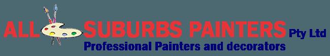 all suburbs painters pty ltd logo