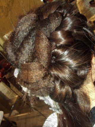 capelli interecciati