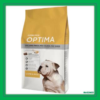 Optima Dog Lamb & Rice