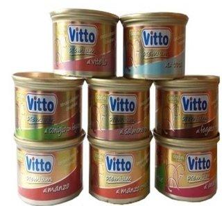 dadini per gatto Vitto