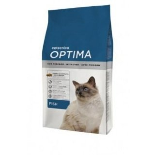 alimenti secchi per gatti optima, cat fish