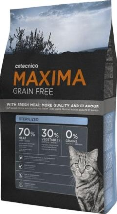 alimento secco per cani grain free