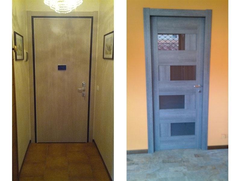 Bison Zeno porte e serramenti Novara