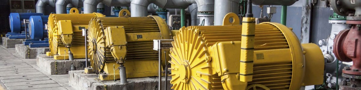 Industrial motors in Adelaide after electric motor repairs