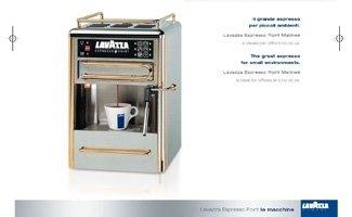 macchine per caffè per negozi