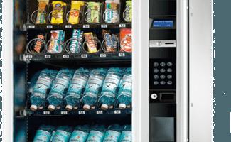 distributore automatico snakky bevande e snack