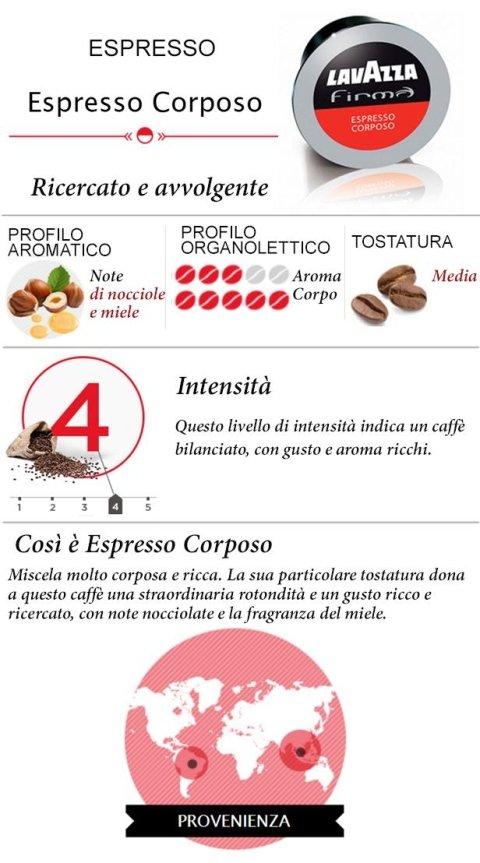 Cialda Lavazza Firme espresso corposo