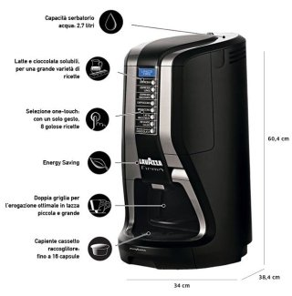 Lavazza LF2600 Plus