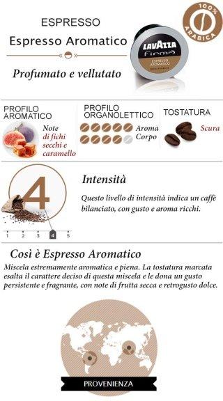 Cialda Lavazza Firma Espresso Aromatico