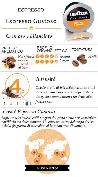 cialde lavazza firma espresso gustoso