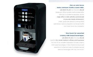 macchine per  caffè per bar