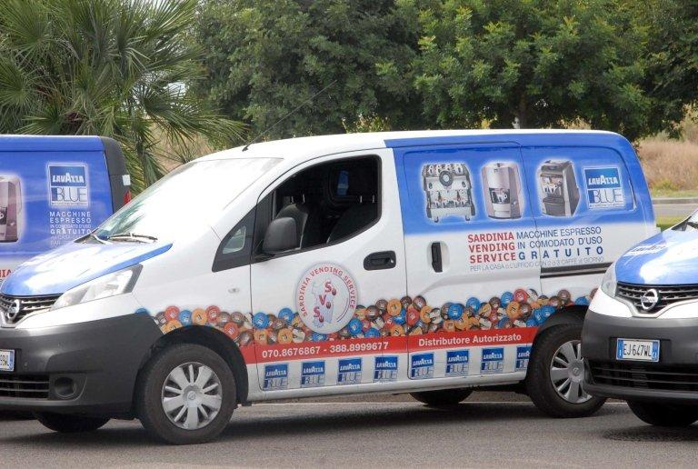 Mezzi Sardinia Vending