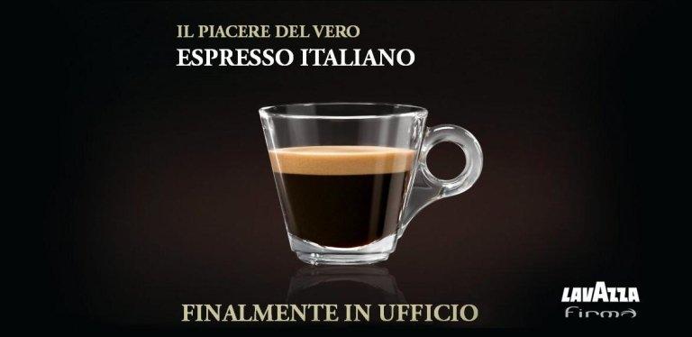 Lavazza Firma Espresso