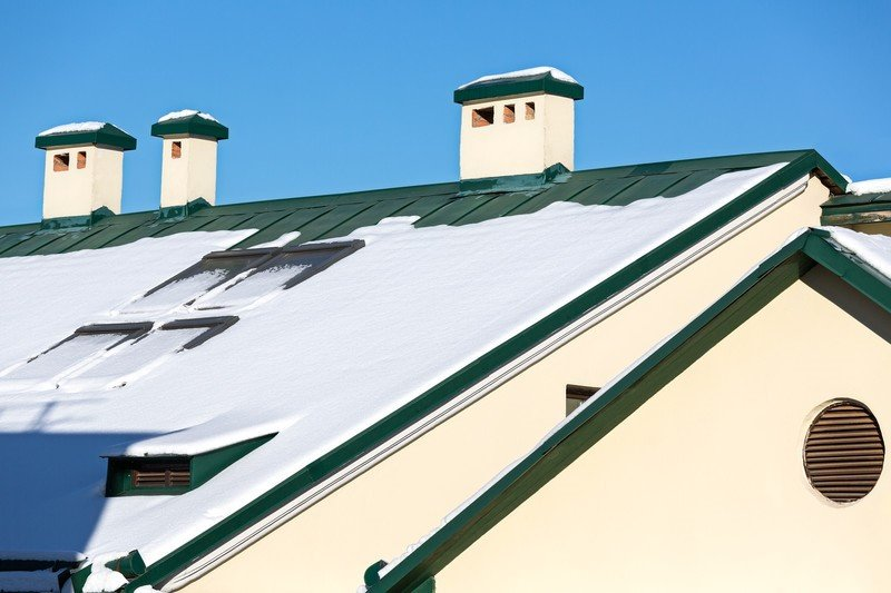 How To Identify And Prevent Snow Damage To Your Roof
