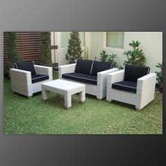 mobile giardino, divano