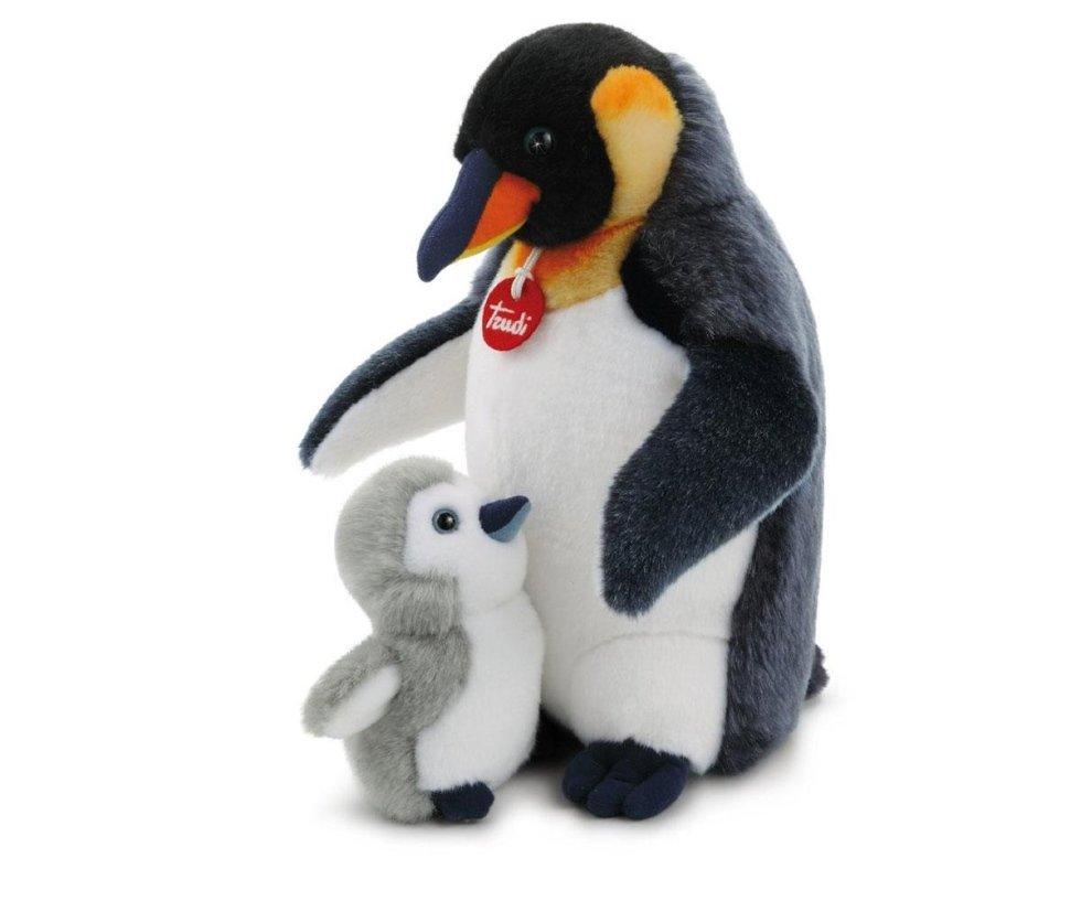 pinguini peluche trudi roma