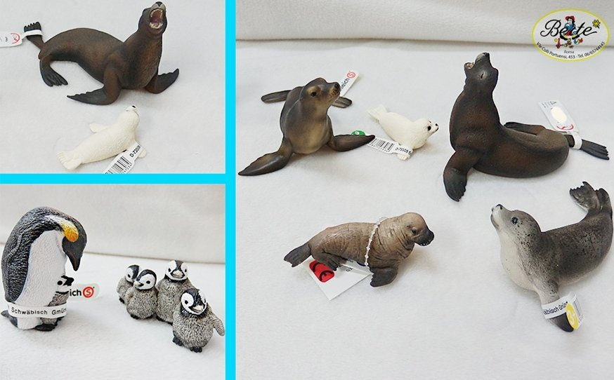 Miniature roma bertè giocattoli