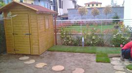 Posa erba