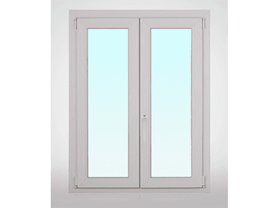 Finestre in PVC Capolona