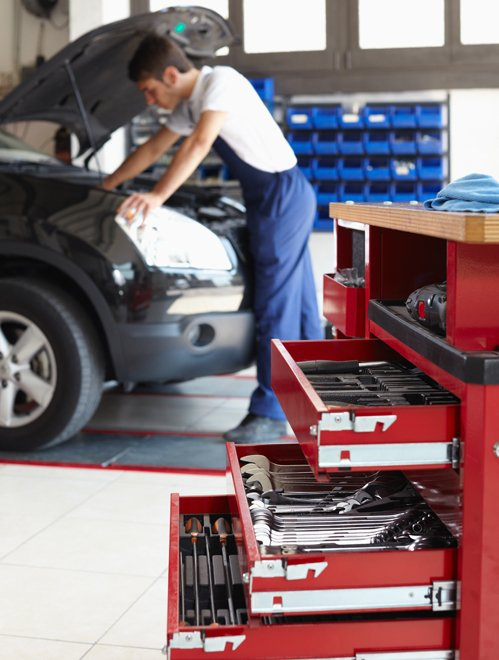 Car servicing in Auckland