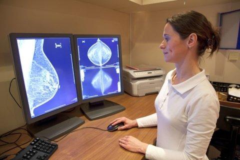 esame mammografico