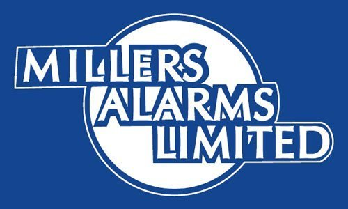 Millers Alarms LTD logo