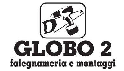 Globo 2 Falegnameria - Logo