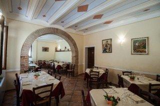 Ristorante pizzeria a Torrita di Siena