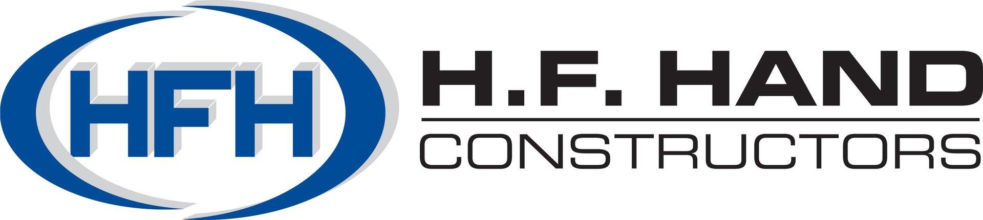 H.F. HAND CONSTRUCTORS logo