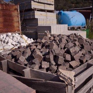vendita ciottoli - ComEdi sas - Materiale per l