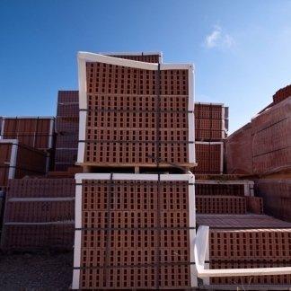vendita mattoni per edilizia