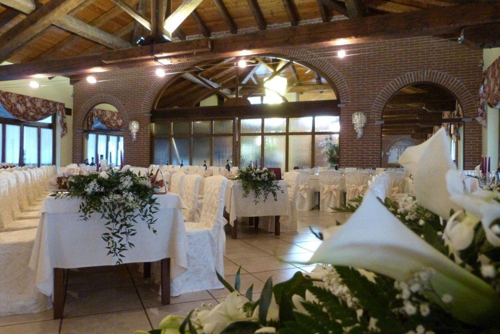 sala per matrimoni